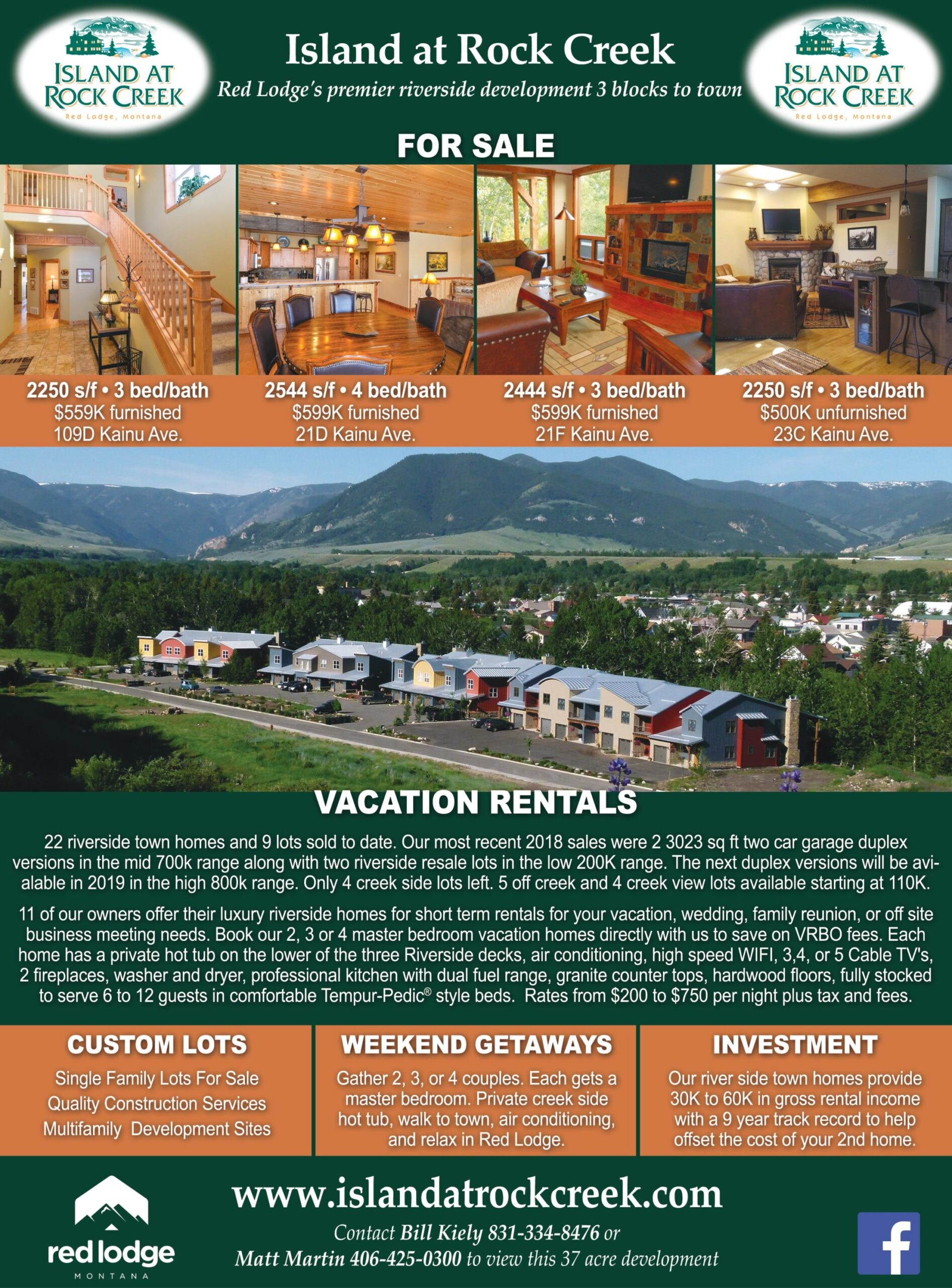 properties for sale red lodge montana
